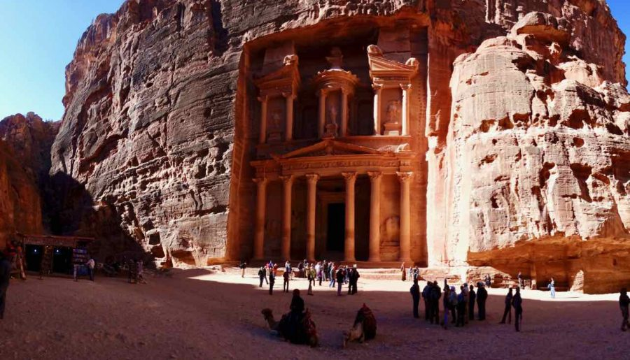 Inside Petra, Jordan – Mesmerizing Ancient Rock City