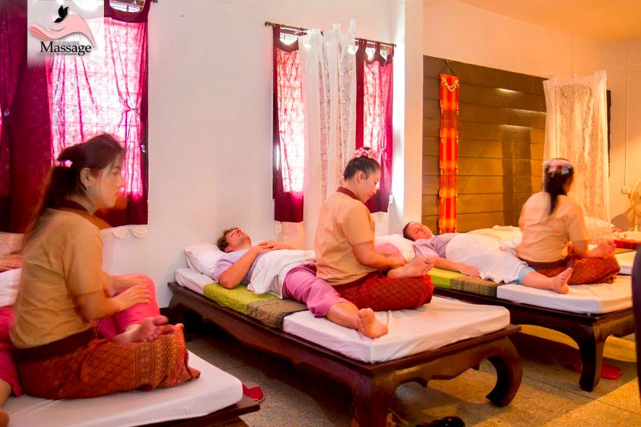 Chiang Mai Women's Correctional Institution massage